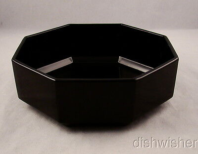 "Arcoroc France OCTIME BLACK Cereal Bowl(s) 5 5/8"" x 2"""