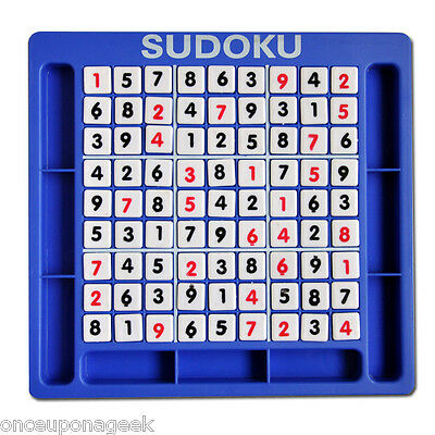 Sudoku Number Game Table Board Number Puzzle Game Outdoor Indoor Toys Game