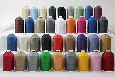 Polyester cotton Sewing thread M36 x 4000mt Horse rug binding, bags,tents,canvas