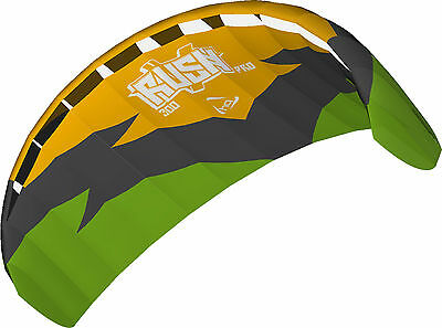 HQ Rush Pro 300 V MK5 Trainer Power Kite Ready To Fly Package