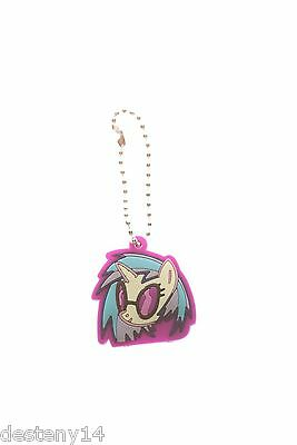 Loungefly My Little Pony DJ Rubber Key Cap Cover Keycap Hasbro NWT