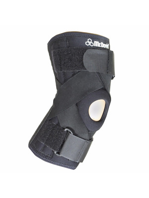 McDavid Classic Logo 425 CL Level 2 Knee Support Stays & Cross Straps X-Large