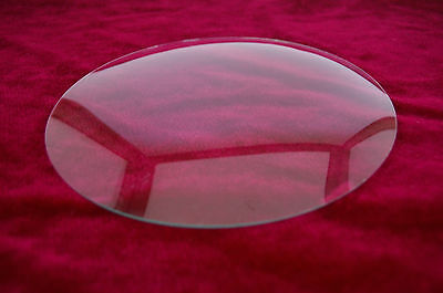New Round Convex Glass 92mm Clock Replacement Glass Antique Clock Parts