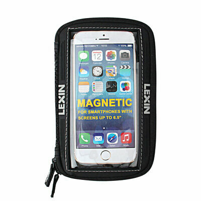Motorcycle Magnetic Tank Bag design for iphone 6 plus/Sumsung Note 2/3/4& etc.