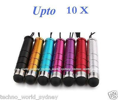 Universal Capacitive Mini Touch Screen Stylus Pen for iPad iPhone Samsung Galaxy