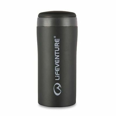 Lifeventure Thermal  Mug -Matt  Black