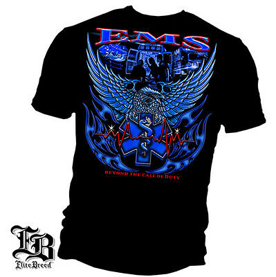 EMS-ELITE BREED- BEYOND THE CALL OF DUTY -  T SHIRT