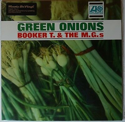 Booker T. & the M.G.s - Green Onions LP 180g vinyl NEU/OVP