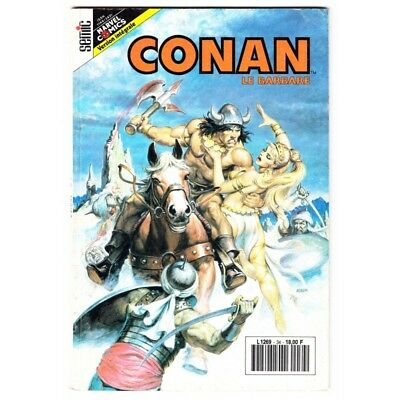 Conan (Semic) N° 34 - Comics Marvel