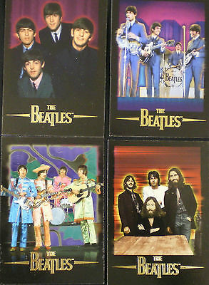 THE BEATLES TRADE CARDS Set of 100 includes checklists 1996 APPLE CORPS LIMITED