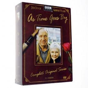 """As Time Goes By Complete Bbc Series Collection 1-9 Dvd Box Set 11 Disc  R4 """"new"""""""