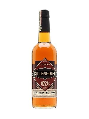 Rittenhouse 100 Proof Straight Rye Whiskey 700ml