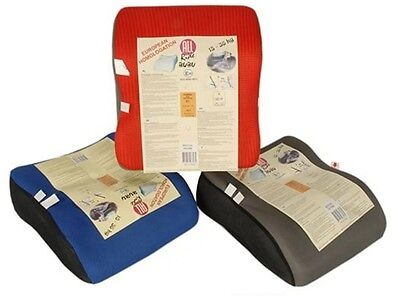 Small Polystyrene Booster Car Seat 3-12yrs Child Group 2+3 (15 - 36kgs) Boy/Girl