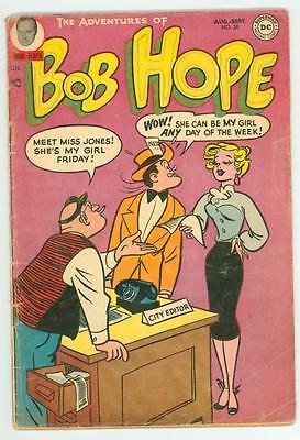 The Adventures Of Bob Hope 28 1.5 1.8 1954  Gc