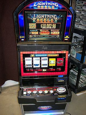 Bally Alpha 9000 Lightning Reels 5-Reel Slot Machine