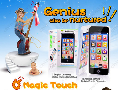 Kids Children Baby Learning Toy Mobile Y-Phone Study Educational Toy Baby gift