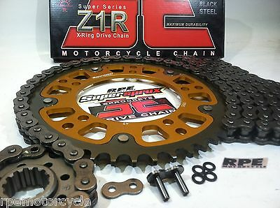HONDA RC51 RVT1000R 2000-2006 JT 520 SUPERSPROX CHAIN & SPROCKETS KIT OEM or Q.A