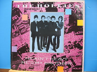 """The Hollies-He Aint Heavy He's My Brother 12"""" Single  plus FREE UK POST"""