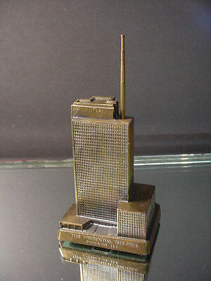 "Rare Souvenir Building ""Prudential Building Chicago"" Miniature Monument Japan"