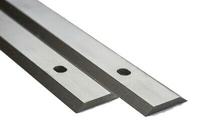RECORD POWER RS PT260 REPLACEMENT HSS PLANER BLADES/ PLANING KNIVES wwm1010
