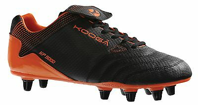 KooGa KP5000 Low Cut Soft Toe Rugby Boots Senior UK Sizes 8 12