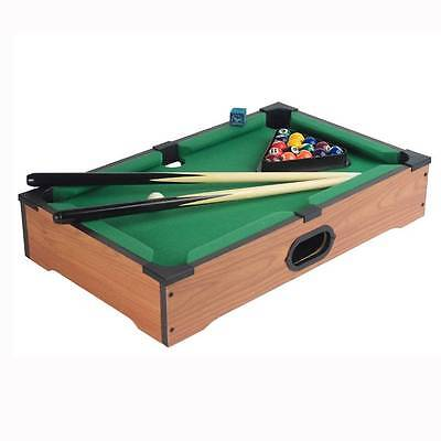 Discovery Table Top Miniature Pool Table Desk Family Fun Christmas Gift New