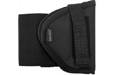 Bulldog Ankle Holster Multiple Compact Autos Black Nylon Right WANK-3R Size 3
