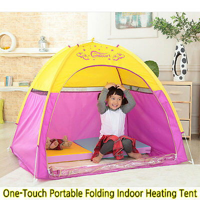 New One-Touch Portable Folding Indoor Heating Tent Keep Warming for Infant