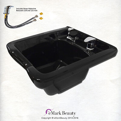 Shampoo Bowl ABS Plastic Salon Spa Hair Sink Beauty Salon Equip. TLC-B11 KSGT