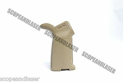FCC M* Grip Black for Systema PTW Black and FDE colour