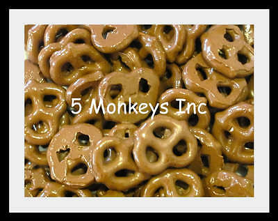Chocolate Pretzels ~ Snack Foods ~ Treats ~ 4 or 8 Ounces