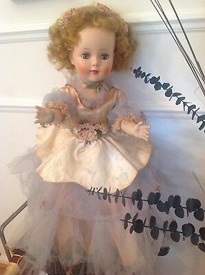 Old  k Char doll very rare