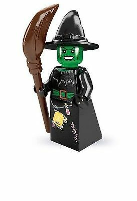 LEGO - Series 2 Minifigure - WITCH - Brand New Sealed in Package RETIRED