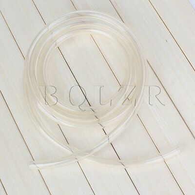 8x12mm 2M Transparent Computer Water Cooling Soft PVC Tubing Pipe