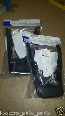 Genuine Vw Mk4 Golf Mudflaps full set of front and rear Brand new ***FULL SET***