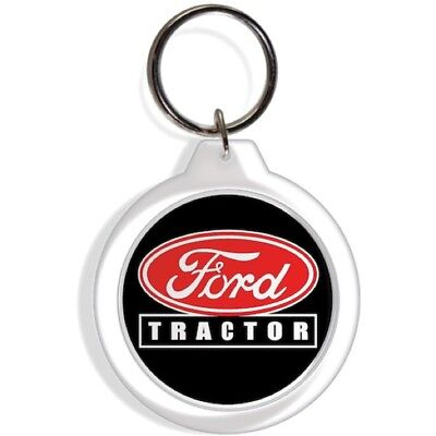 MAYRATH FARM TRACTOR KEYCHAIN FOB KEY RING CHAIN 1949 1952 GIFT PARTS ART