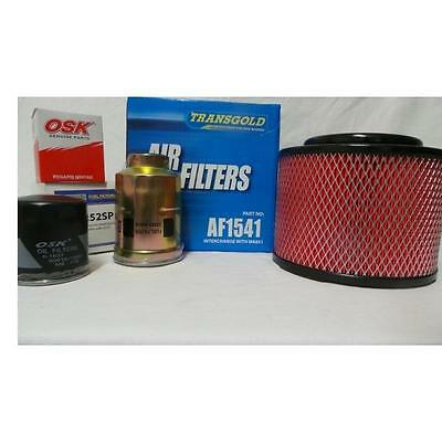 Filter Service Kit Mazda BT50 2006-2011 OIL AIR FUEL turbo diesel ute