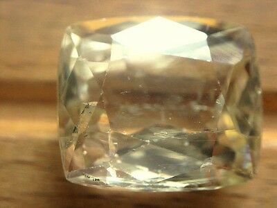 KUNZIT  -  ANTIQUE FACET  -  14x12 mm  -  11,27 ct.