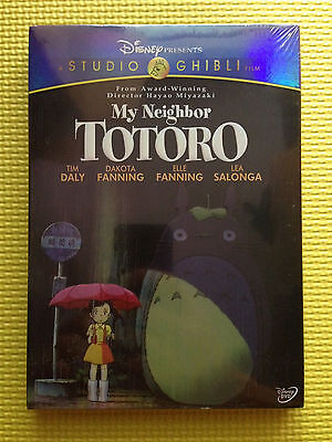 My Neighbor Totoro (DVD, 2010, 2-Disc Set , Special Edition)