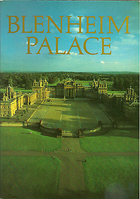 BLENHEIM PALACE Travel Guide (Softcover 1979) 48 Pages