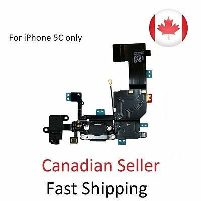New iPhone 5C Audio Dock Connector Charging USB Data Port Flex Cable