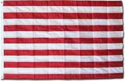 SONS OF LIBERTY FLAG Revolutionary War 3x5 ft Sewn Stripes Nylon MADE IN USA