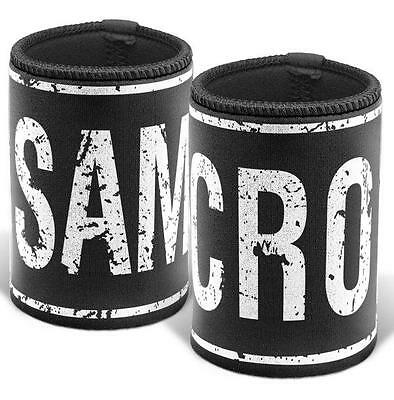 Sons of Anarchy SAMCRO Stubby Holder / Can Hugger Cooler