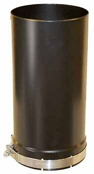 70012: 7-inch x 12-inch Metal Extension Pipe