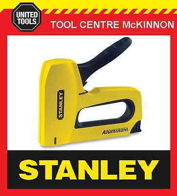 Stanley Tr150 Sharpshooter T-50 Aircraft Aluminium Heavy Duty Staple Gun