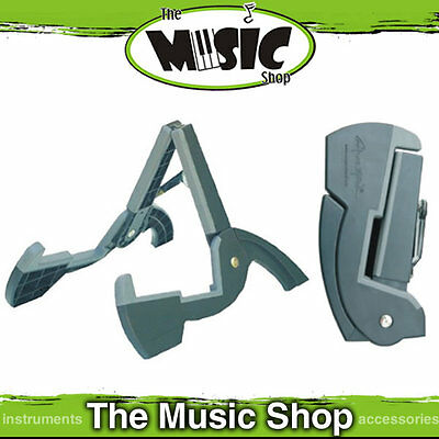 CooperStand Ecco G Folding Guitar Stand - Fits in your Guitar Case or Gig Bag!