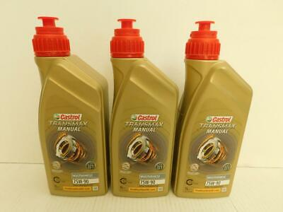 9,90€/l Castrol Syntrans Multivehicle 75W-90 3 x 1 L  Ford WSD-M2C200-C