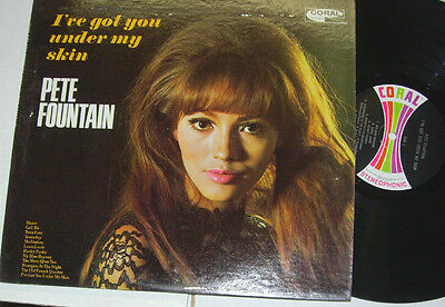 PETE FOUNTAIN & HIS JAZZ GROUP, I've got You Under My Skin (stereo) LP