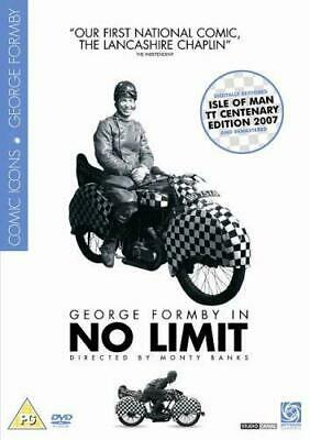 No Limit (George Formby) (DVD) (C-PG)