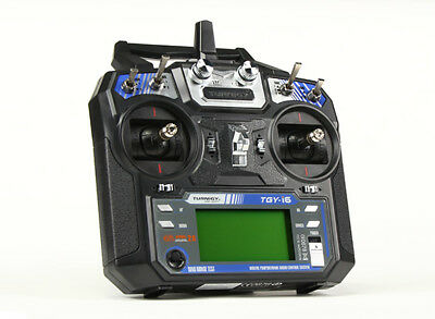 RC Turnigy TGY-i6 AFHDS Transmitter and 6CH Receiver (Mode 1)